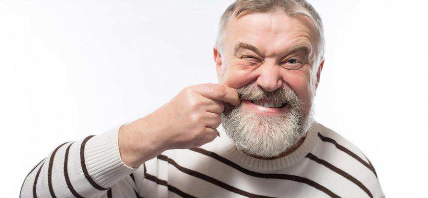 Seniors, vos dents réclament de l'attention
